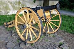 Historycznie pistolet zdjęcie stock