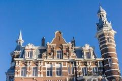 Historyczny budynek Amtserdam Obraz Stock