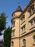 Historyczny budynek w Bamberg, Niemcy obrazy royalty free