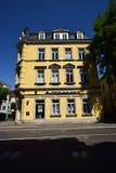 Historyczny budynek w Coburg, Niemcy Obrazy Stock