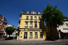 Historyczny budynek w Coburg, Niemcy Zdjęcie Royalty Free