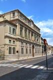 Historyczny budynek w Verona Zdjęcia Royalty Free