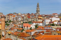 Historyczny centrum miasto Porto Obraz Royalty Free