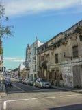 Historyczny centrum Montevideo obrazy stock