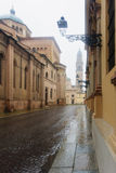Historyczny centrum, Parma Zdjęcia Stock