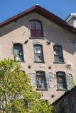 Historyczny Dart& x27; s kamienia młyn w Rockville, Connecticut Fotografia Stock