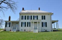 Historyczny dom - Antietam Krajowy Batalistyczny pole Obrazy Royalty Free