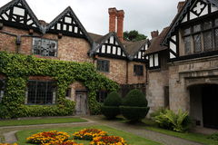 Historyczny dom na wsi Obrazy Royalty Free
