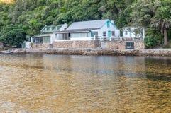 Historyczny dom obok Kaaimans rzeki Obrazy Stock