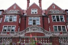 Historyczny Duluth dwór Jacobean styl Fotografia Royalty Free