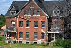 Historyczny fort Wayne Detroit MI Obrazy Royalty Free