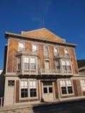 Historyczny goldrush hotel Obrazy Stock