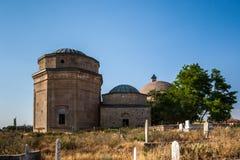 Historyczny grobowiec od Osmańskiej ery Zdjęcia Stock