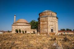 Historyczny grobowiec od Osmańskiej ery Zdjęcie Royalty Free