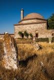 Historyczny grobowiec od Osmańskiej ery Fotografia Royalty Free
