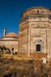 Historyczny grobowiec od Osmańskiej ery Obraz Royalty Free