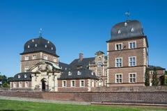 Historyczny Grodowy Ahaus w Westphalia, Niemcy Obraz Royalty Free