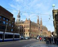 Historyczny Imponująco centrum handlowe Zdjęcie Royalty Free
