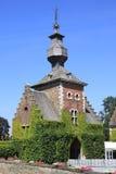 Historyczny Jehay kasztel, Belgia Obraz Royalty Free