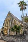 Historyczny Katedralny Bermuda zdjęcia royalty free