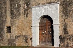 Historyczny Kościelny wejście obraz royalty free