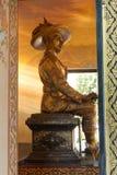 Historyczny królewiątko pomnika statua zdjęcia royalty free