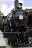 Historyczny linii kolejowej muzeum w Jackson &, Tennessee fotografia royalty free