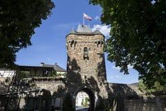 Historyczny miasta ahrweiler w Germany Obraz Stock