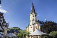 Historyczny miasta ahrweiler w Germany Fotografia Royalty Free