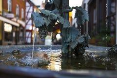 Historyczny miasta ahrweiler w Germany Zdjęcie Royalty Free