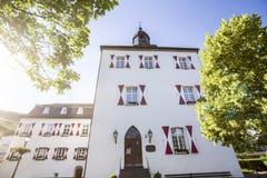 Historyczny miasta ahrweiler w Germany Obraz Royalty Free