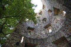 Historyczny miasta ahrweiler w Germany Obrazy Royalty Free