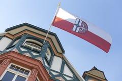 Historyczny miasta ahrweiler w Germany Zdjęcia Stock