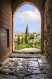 Historyczny miasto Byblos, Liban Obrazy Royalty Free