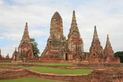 historyczny miejsce Thailand Zdjęcia Stock