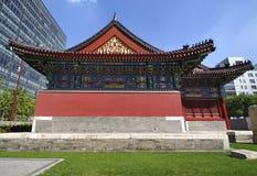 Historyczny Pekin ¼ Buildingï Chiny Zdjęcia Stock