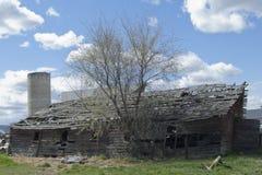 Historyczny Penitencjarny nabiału Rolny budynek Obrazy Royalty Free