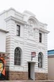 Historyczny piaskowcowy budynek w Mosselbay Zdjęcie Stock