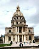 Historyczny punkt zwrotny w Paryż Zdjęcie Stock