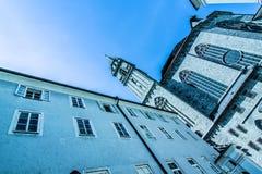 historyczny Salzburg fotografia stock