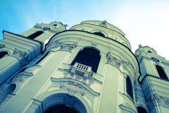 historyczny Salzburg obrazy stock