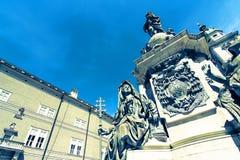 historyczny Salzburg fotografia royalty free