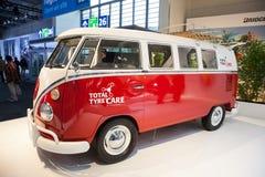 Historyczny VW T1 Van Obrazy Royalty Free