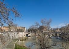 Historyczny Włoski miasteczko Zdjęcie Royalty Free