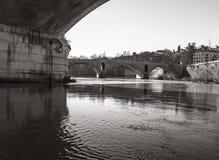 Historyczny Włoski miasteczko Zdjęcie Stock