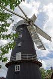 Historyczny wiatraczek w UK Obraz Stock
