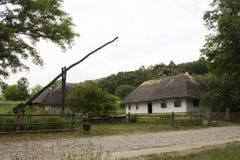 Historyczny wiejski krajobraz Fotografia Royalty Free