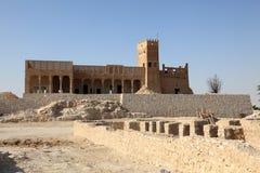 Historyczny wierza w Doha, Katar Obraz Royalty Free