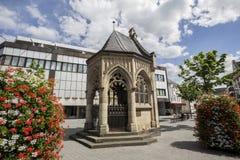 Historyczny Zły Neuenahr-Ahrweiler miasto Germany Zdjęcia Stock
