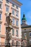 Historyczny zabytek w Salzburg zdjęcia royalty free